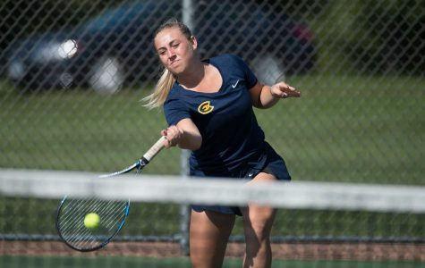 UW-Eau Claire women's tennis takes third at WIAC Championship