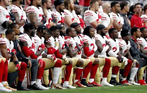 The ongoing battle between the NFL and President Trump