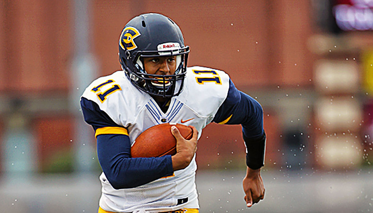 Despite a hard fight, the Blugolds couldn't pull through against the UW-La Crosse Eagles.