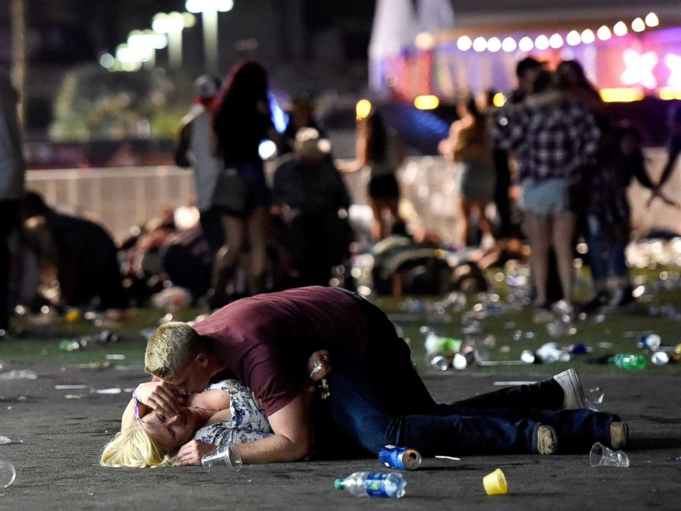 After the recent shooting in Las Vegas, it's time to have a serious conversation about gun control.