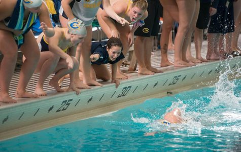 UW-Eau Claire swim team takes titles over the weekend