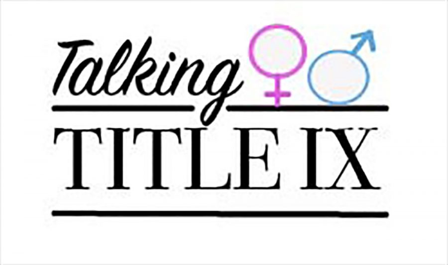 Talking Title IX