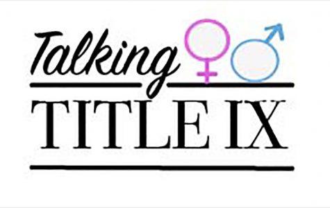 Talking Title IX