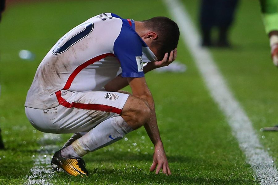 After a less-than-stellar past year for U.S. Men's Soccer, changes may be on the horizon.