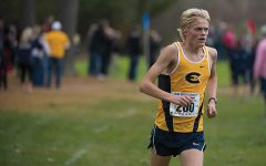 Blugold cross country athlete looks to finish strong