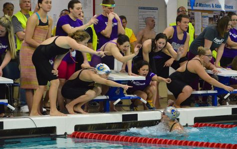 UW-Eau Claire's swim team has high hopes for their upcoming season.