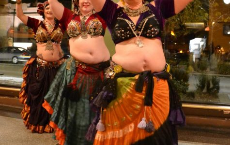 The annual Belly Blast brings belly dancers from the Eau Claire community together