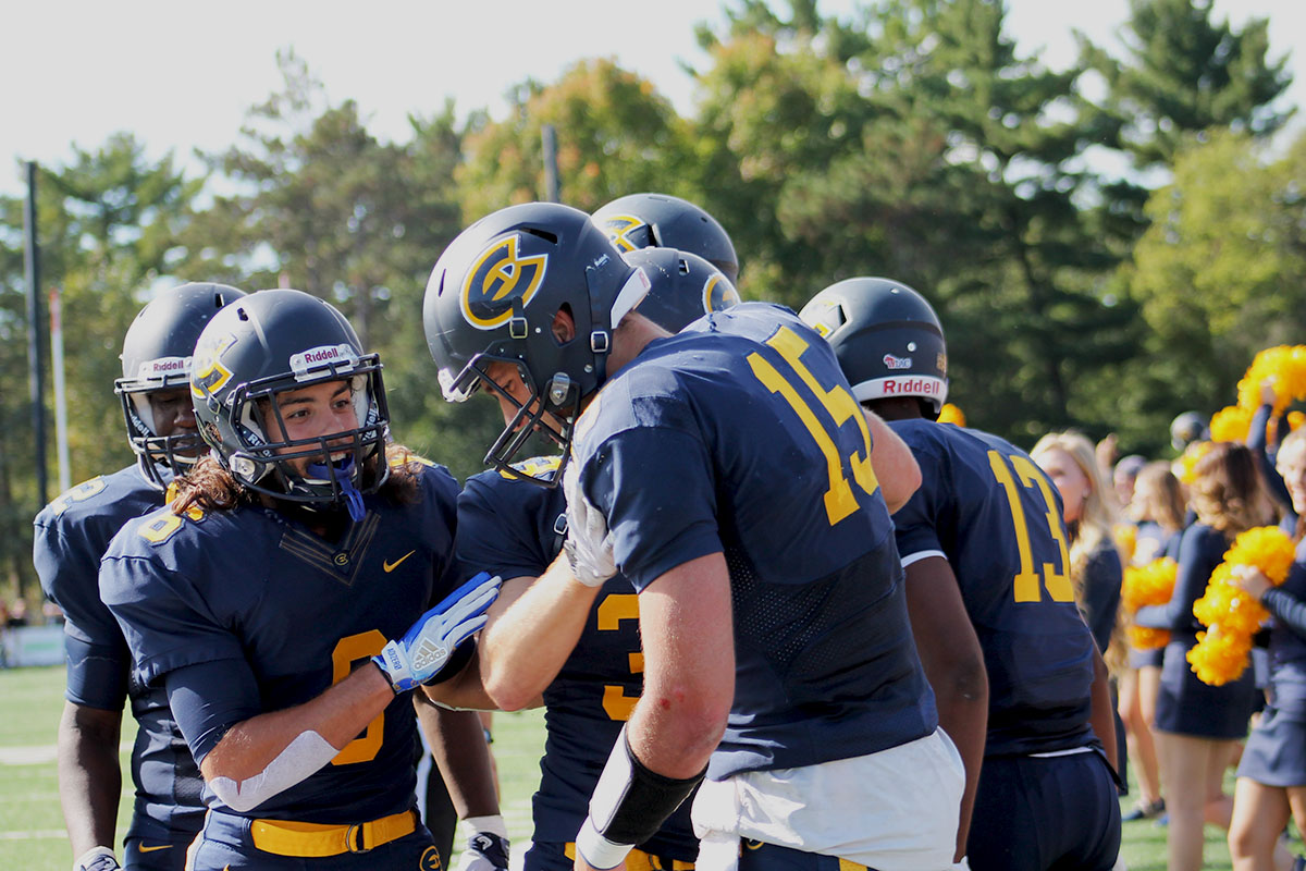 UW-Eau Claire football suffered a difficult loss to the UW-Oshkosh Titans this past weekend with a final score of 42-7.