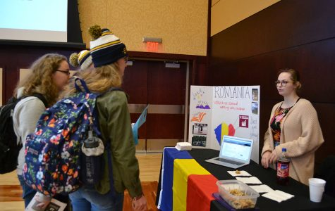 "On Wednesday, AIESEC hosted a ""Global Village,"" where interested students were given an opportunity to learn about volunteer programs in Romania, Thailand and Peru."