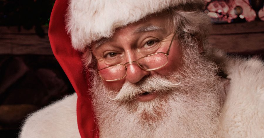 The+figure+of+Santa+Claus+is+iconic.+The+man+in+the+red+suit+can+be+seen+as+the+embodiment+of+Christmas+spirit.+However%2C+I+find+him%2C+and+what+he+represents%2C+to+be+somewhat+problematic.+