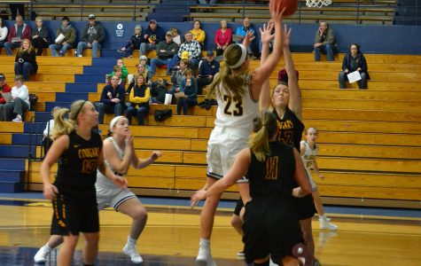 Women's basketball continues an undefeated streak