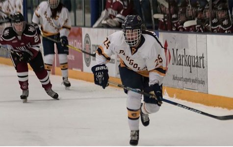 UW-Eau Claire women's hockey is unable to secure a win over UW-River Falls