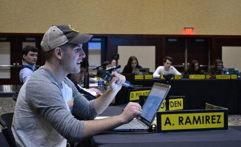 Student Senate introduces four new organizations