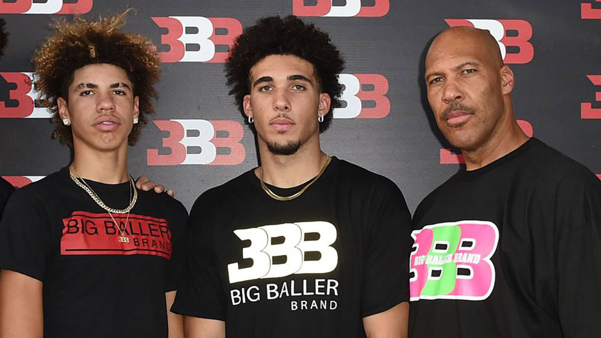 A month after being arrested for shoplifting in China, LiAngelo Ball has signed a contract to play professional basketball in Lithuania alongside his younger brother, LaMelo.
