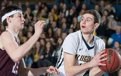 UW-Eau Claire men's basketball goes 1-1 on their two-game road trip