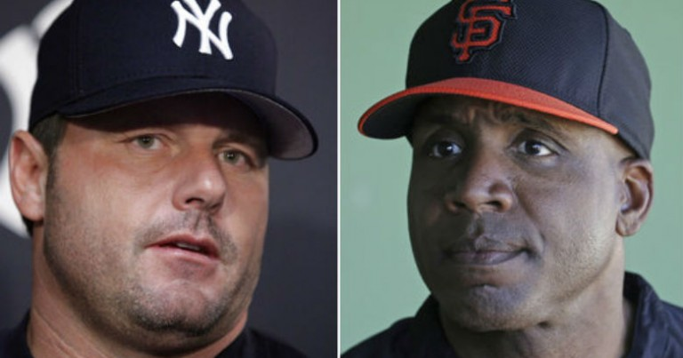 "Players like Barry Bonds and Roger Clemens who ""cheated"" find it hard to get the necessary votes"