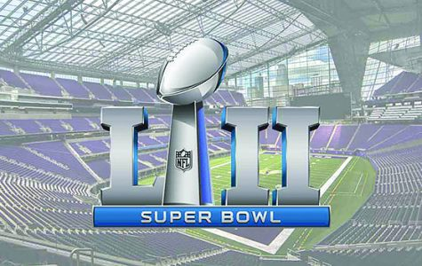 The Super Bowl game will be between the Patriots and the Eagles at 5:30pm on Sunday night at the U.S. Bank Stadium in Minneapolis.