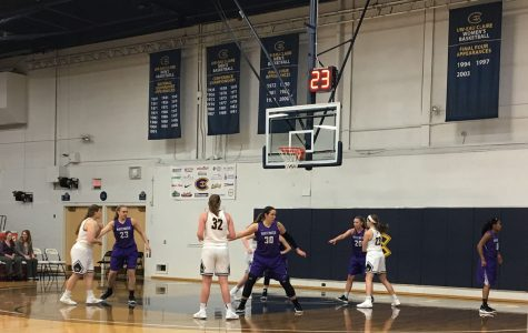 UW-Eau Claire's Women Basketball loses to UW-Whitewater 61-58