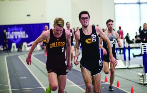 Indoor Track and Field prepares for final weekend before Conference