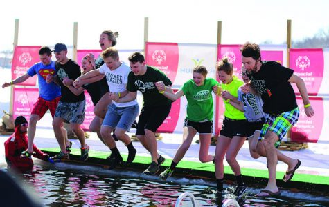 Annual 'Polar Plunge' raises money for Special Olympics Wisconsin