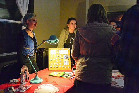 UW-Eau Claire College Feminists hosts first ever 'Palentine's Day' Market