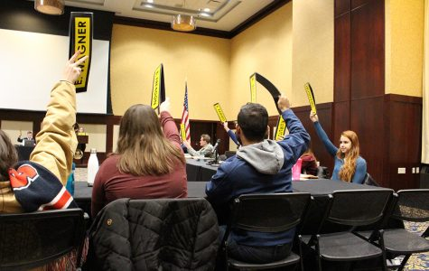 Student Senate allocates more than $1,000 to a campus organization