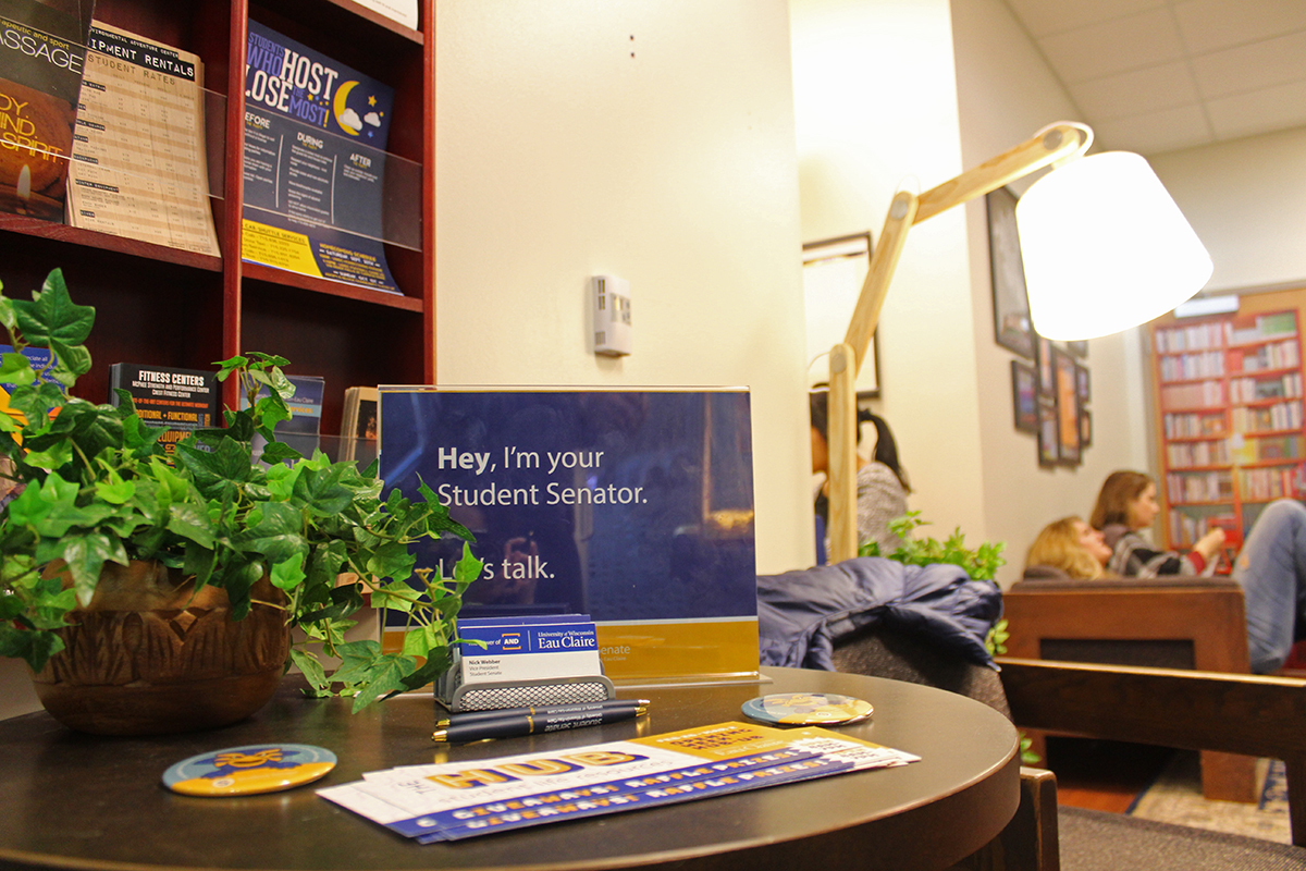 The Hub is a welcoming new place for students to come and find valuable resources needed to succeed.