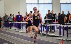 Eau Claire women's indoor track team earns gold at UW-Oshkosh Titan Challenge