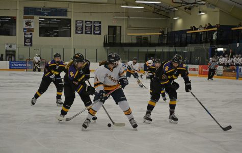 UW-Eau Claire Women's Hockey takes down UW-Stevens Point three games in a row
