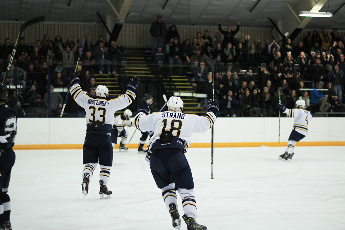 UW-Eau Claire is now ranked second in the WIAC and will play UW-Stevens Point for the conference title next weekend.