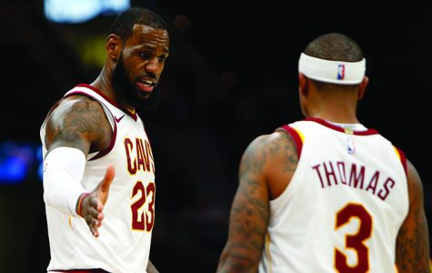 The LeBron James and Isaiah Thomas experiment didn't work out as Thomas has a new team and James has new teammates.