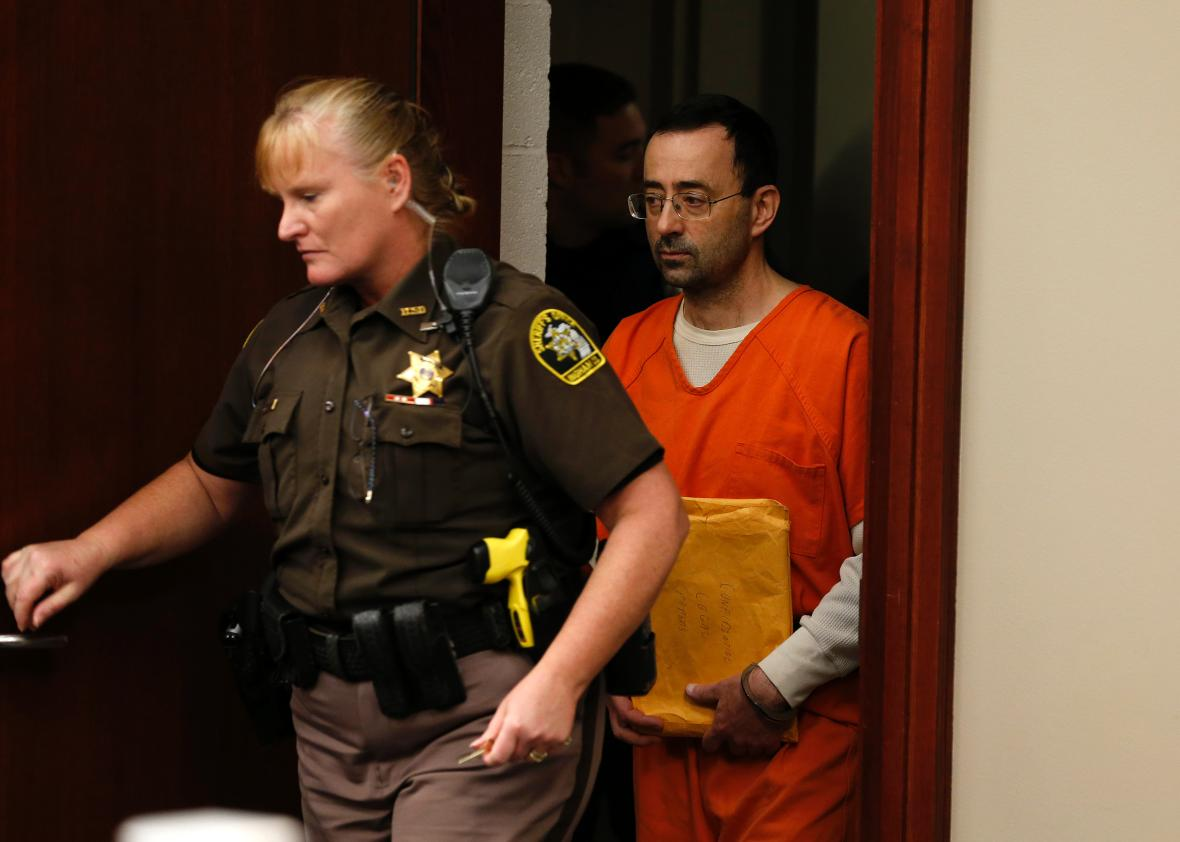 Former MSU Doctor Larry Nassar was testified against by more than 200 women.