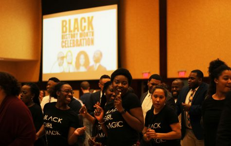 Black History Month concludes with celebration