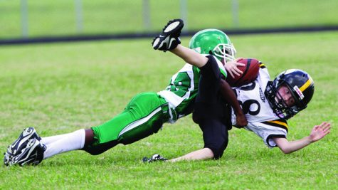 Youth tackle football in danger of extinction
