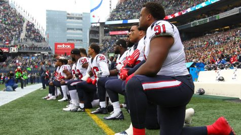 The Houston Texans spark controversy again