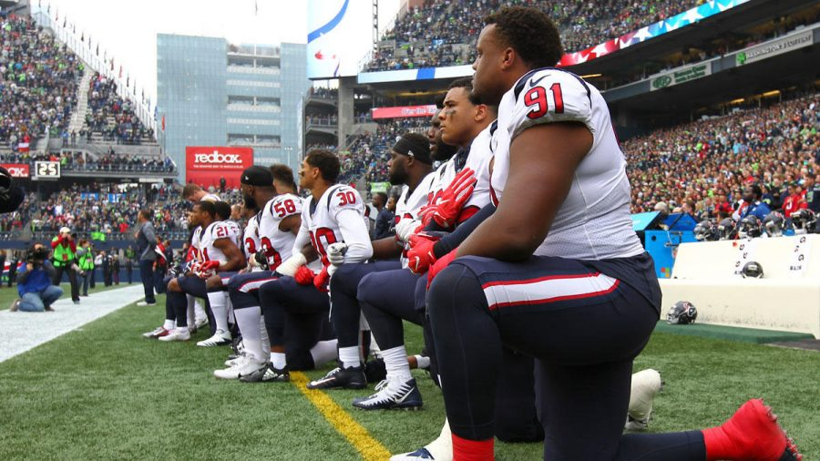 """Houston Texans said the allegations are """"categorically false and without merit."""""""