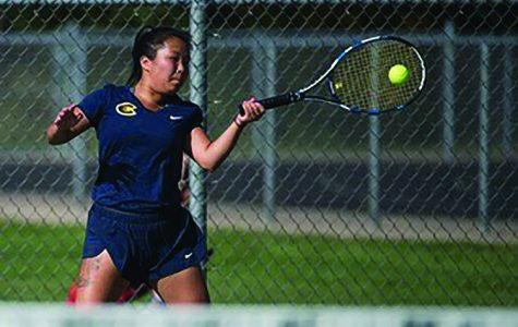 Eau Claire tennis brings home victories from Texas