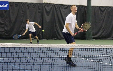 The UW-Eau Claire men's and women's tennis teams a had successful weekend against Macalester (Minn.).