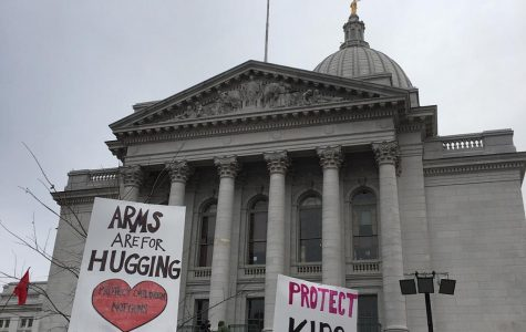 Protesters demand gun legislation change