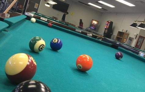 Billiards are taking over college