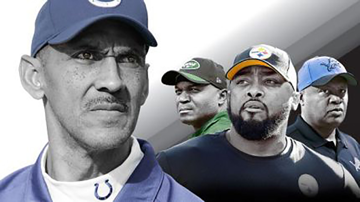 Tony Dungy, Mike Tomlin and Todd Bowles have been a few of the minority coaches in the NFL since 2003.