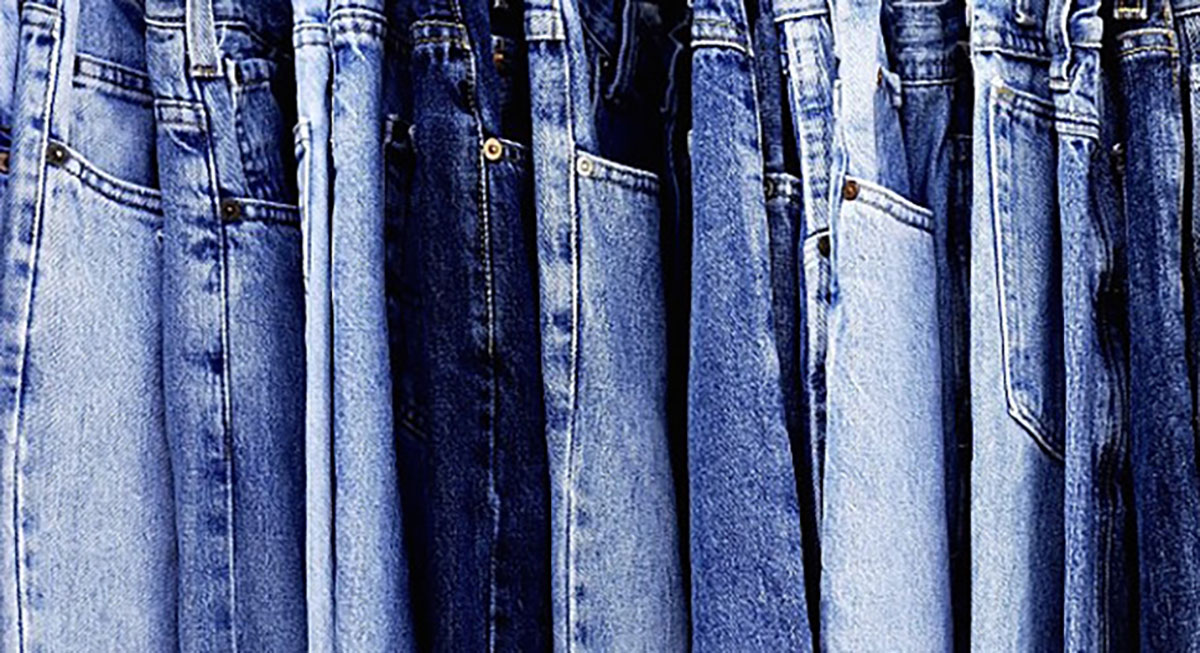 Denim can only be as good as the amount of time it takes to find the right pair.