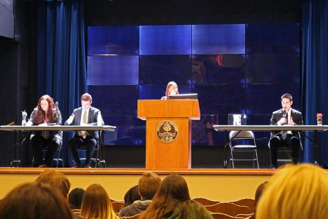 Students share concerns about ordinance at Chancellor's Roundtable
