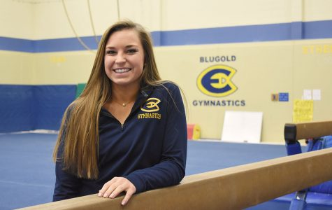 All-American gymnast Tori Erickson graduates with impressive honors