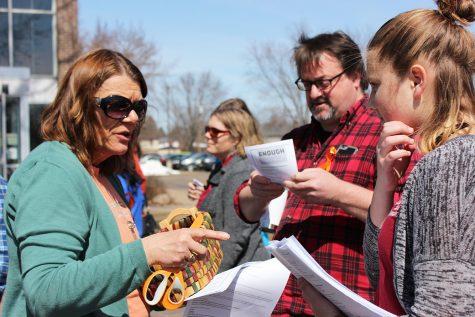 Local church hosts gun reform rally