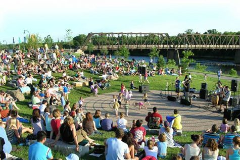 Nothing beats  summer in Eau Claire