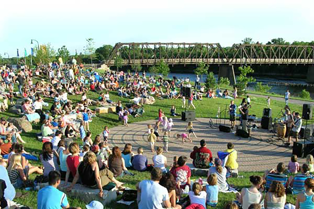 With more community involvement, summer in Eau Claire has more to do