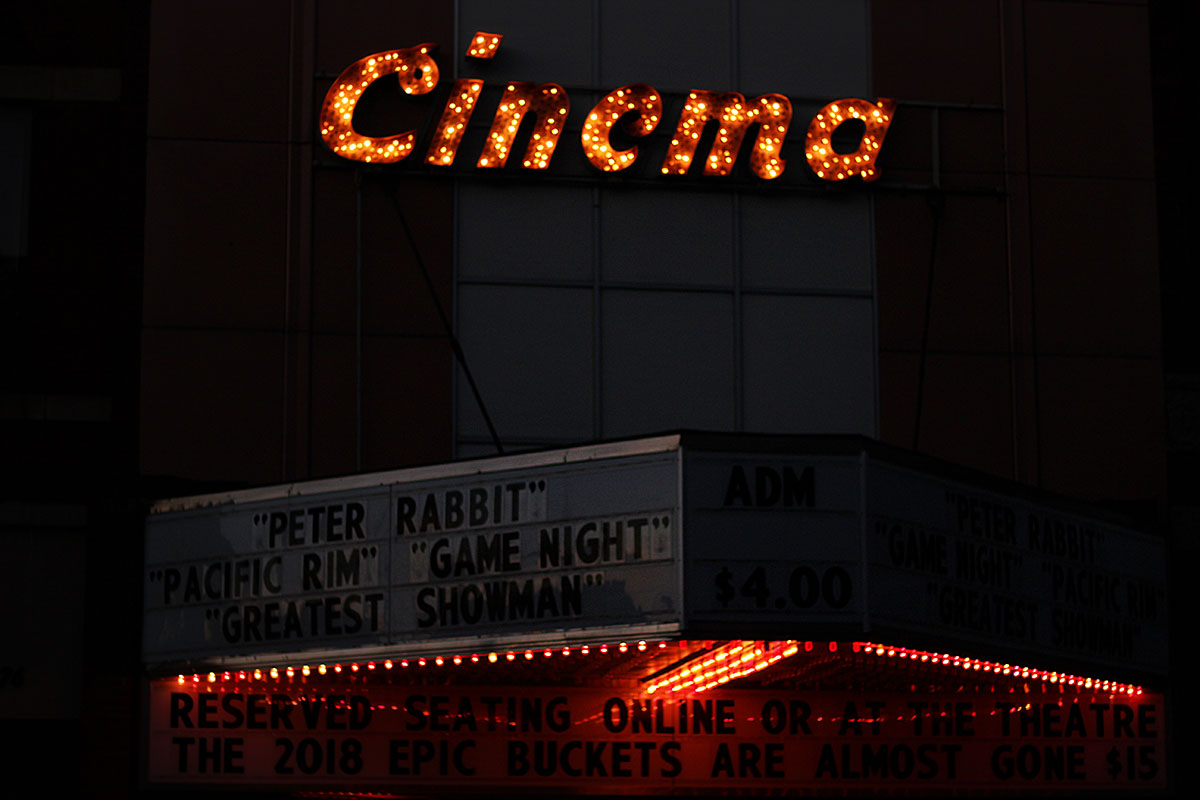 The 2018 Chippewa Valley Film Festival was held at the Micon Cinema Downtown theater on Saturday, April 21.