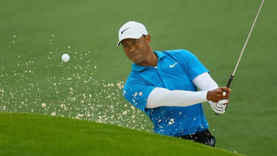 Woods+finished+1-over+par+and+tied+for+32+after+completing+his+first+Masters+since+2013.+