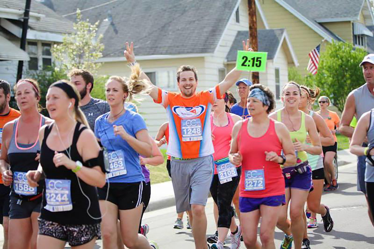 The Eau Claire Marathon, which took place last Sunday, featured nearly 5,000 runners with a diversity of backgrounds, body types and abilities.